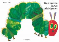 Bog: Den Sultne larve Aldrigmæt