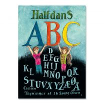 Bog: Halfdans ABC (uden CD)