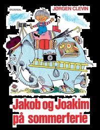 Bog: Jakob og Joakim på sommerferie