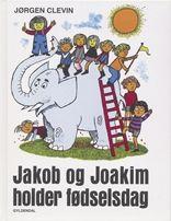 Bog: jakob og Joakim holder fødselsdag