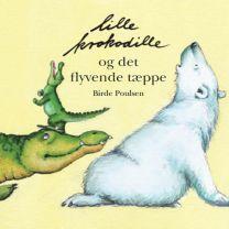 Lille krokodille og det flyvende tæppe