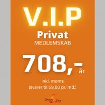 Medlemskab - Privat - 1 år