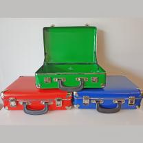 Tomme kufferter: 10 små robuste tomme kufferter