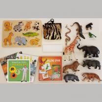 Sprogkuffert: Vilde dyr